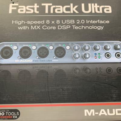 M-Audio Fast Track Ultra USB Audio Interface