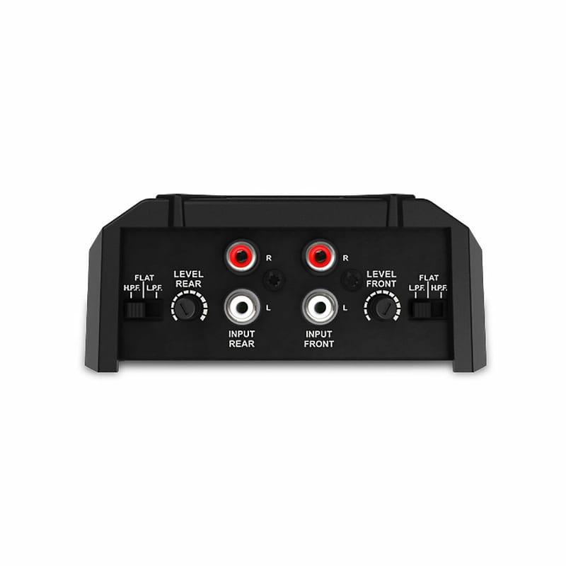 Stetsom IR 400.4 2 Ohms 4 Channel 400 Watts Class D Full Range Amplifier