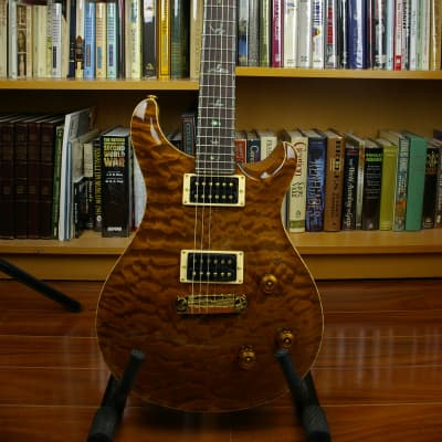 1997 Paul Reed Smith Artist 3, in Violin Amber, numbered Limited Edition #189 for sale