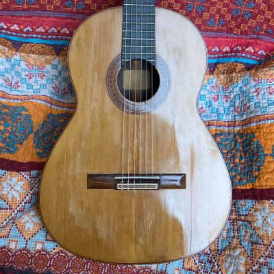 A. Mateu Ramis Concert Classical Guitar 196o for sale