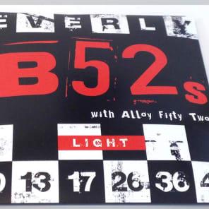 Everly Music 9210 B52's Nickel Alloy Guitar STrings - Light (10-46)