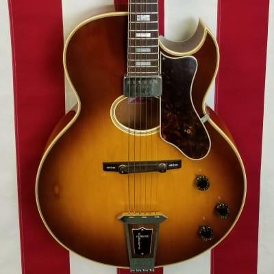 1973 Gibson Howard Roberts Custom - 100% Original - Sunburst - Original Case for sale
