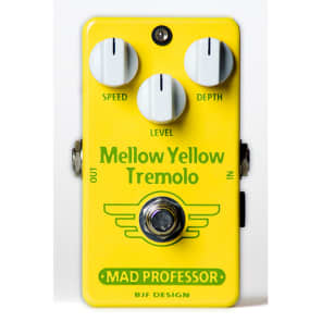 Mad Professor Mellow Yellow Tremolo Hand-Wired for sale