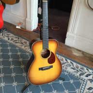 Collings OM1 AH Acoustic Guitar 1998 Tobacco Burst for sale