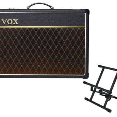 Vox AC15C1 + Gator Frameworks Amp Stand for sale
