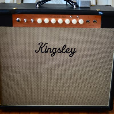 Kingsley Deluxe 50 with attenuator. for sale