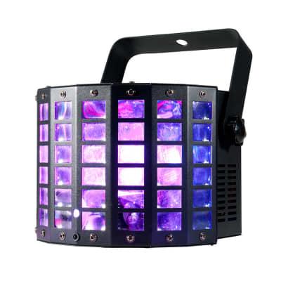 American DJ MIN535 MINI DEKKER LZR Effect 2x10W RGBW LED with Wired Digital Communication Network