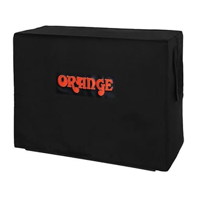 "Orange Amps Protective Cover for 2x10"" Bass Speaker Cabinet Cab (Fits OBC210)"