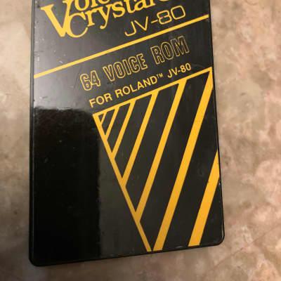 Voice Crystal 3 JV-80 64 Voice Rom