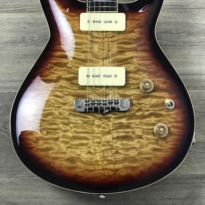 Second Hand JJ Guitars Retrolux Vintage Ultra Guitar inc Case for sale