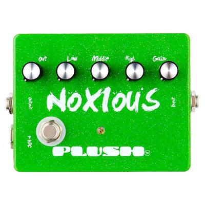 FUCHS Plush Noxious Overdrive Guitar Effects Pedal for sale