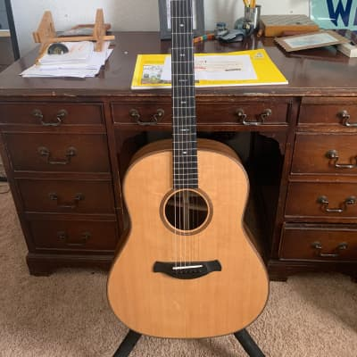 Taylor Grand Pacific 717 2019 w/ K&K pickup installed