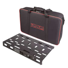 Voodoo Lab Dingbat DBMP Medium Pedalboard with Pedal Power 2 Plus Power Package