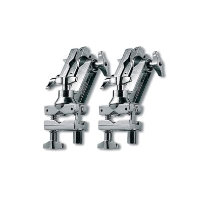 Pearl AX25 Revolving Multi Clamp 2 Pack Bundle