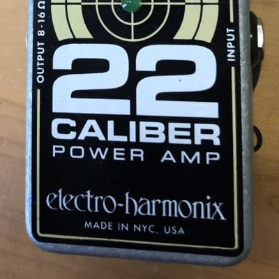 Electro Harmonix 22 Caliber Power Amp for sale