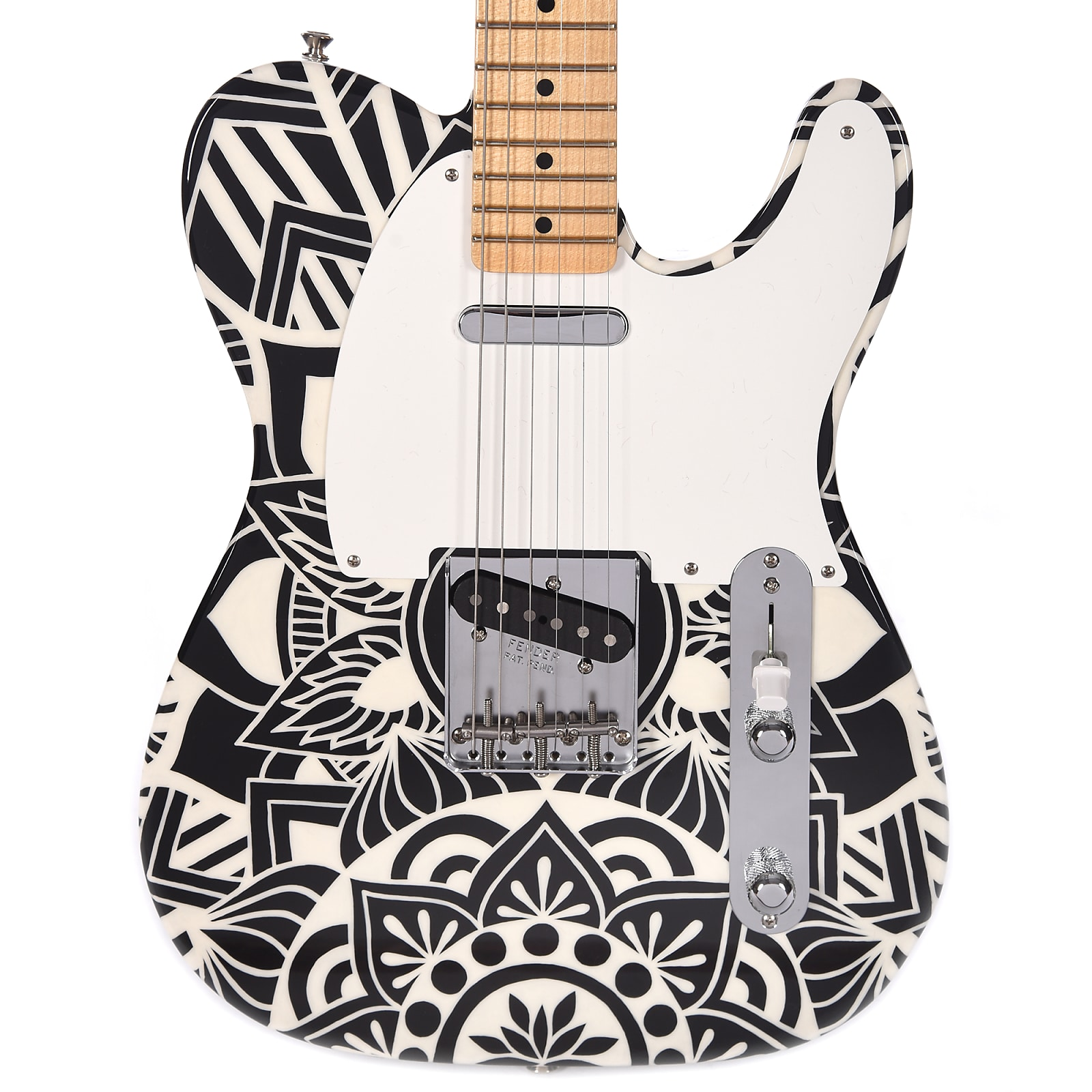 Fender Custom Shop 1954 Telecaster NOS Master Built by Greg Fessler &  Painted by Madison Roy