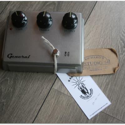 "GENERAL ""Retroclone GVT Pro Overdrive Silver"""