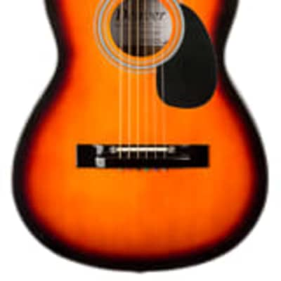 Denver 3/4 Guitar - Sunburst for sale