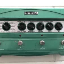 Line 6 Delay DL4 with power
