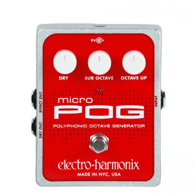 Electro-Harmonix Micro POG Pitch Shifter Used