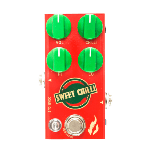 Fire Custom Shop Sweet Chilli Compact Overdrive