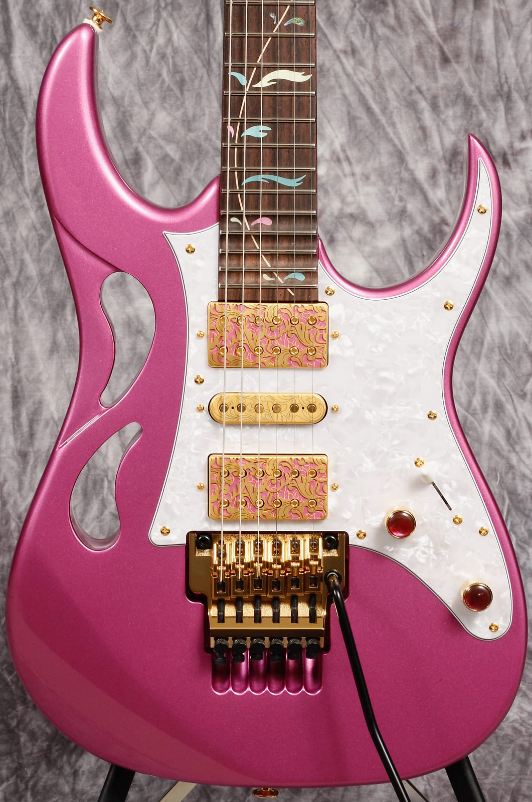 Ibanez Steve Vai Signature PIA PIA3761 - In Stock and Ready To Ship
