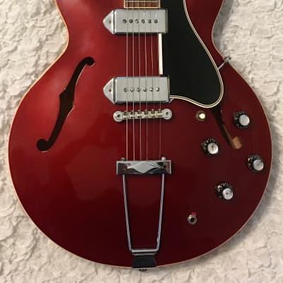 Gibson Es-330 1966 Sparkling Burgundy!