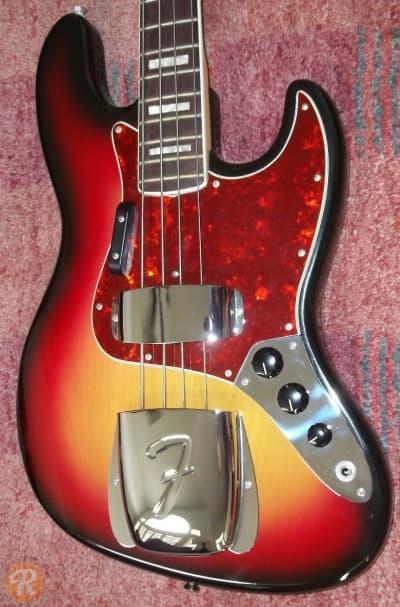 fender jazz bass price guide