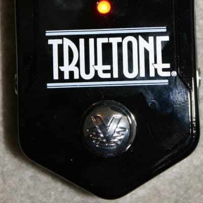 Visual Sound TrueTone Clean Boost Pedal, V2TT, New, Free Shipping. Treble. Bass.