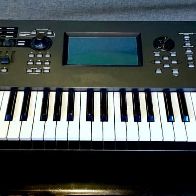 Yamaha Montage 7 - User review - Gearslutz