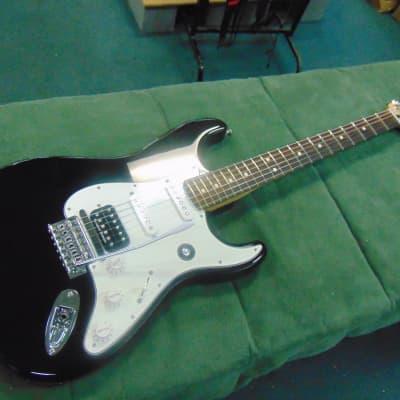 Fender Triple Play Stratocaster 2014 Black