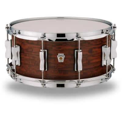 "Ludwig LKS764XX Standard Maple 6.5x14"" Snare Drum"