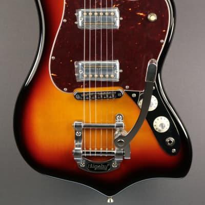 NEW Fender Parallel Universe II Maverick Dorado - Ultraburst (255) for sale