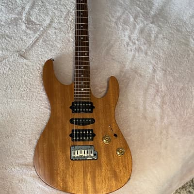 Rasmus Guthrie Govan Modern 2011? natural rare guitar for sale