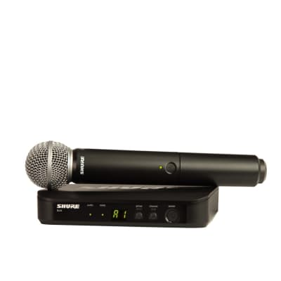 Shure BLX Wireless System with SM58 Microphone