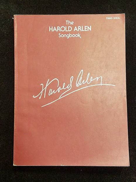 Harold Arlen Song Book