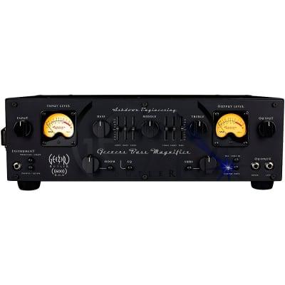Ashdown HOD 600 Geezer Butler Signature 600W Bass Amp Head Regular