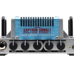 Hotone Audio Captain Sunset Soldano SLO 100 Mini Amp NLA-9 FREE U.S. EXPRESS SHIPPING