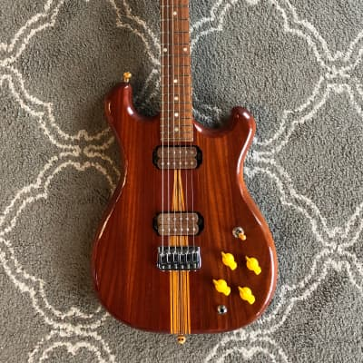 Dobro EC3 1981 prototype electric guitar for sale
