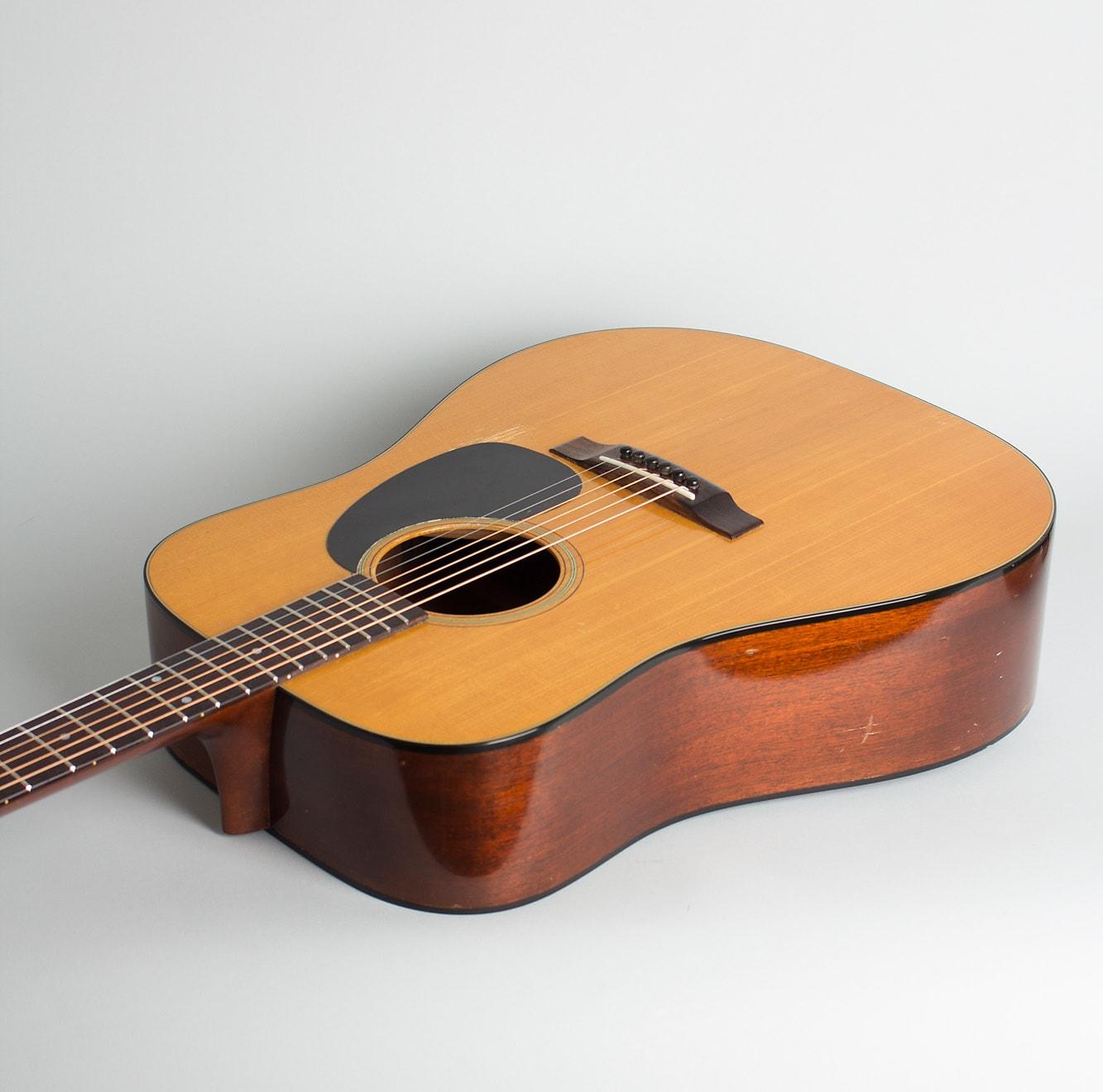 C F Martin D 18 Flat Top Acoustic Guitar 1971 Ser 291366