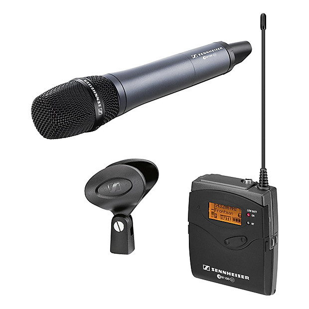 Sennheiser Ew 135 P G3 A Wireless Microphone System A Band