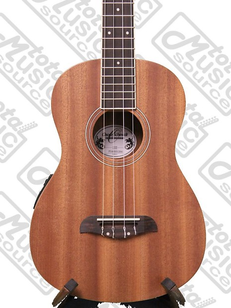 oscar schmidt ou52e acoustic electric baritone ukulele w eq reverb. Black Bedroom Furniture Sets. Home Design Ideas