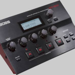 Boss GT-001 Guitar effects processor for sale
