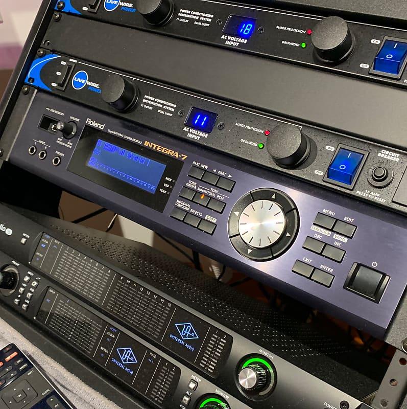 Roland Integra-7 SuperNatural Sound Module | LB's Studio