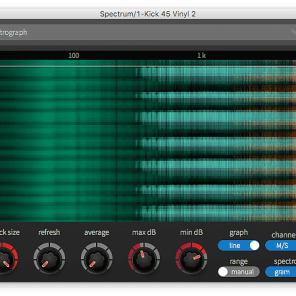 Schulz Audio Spectrum