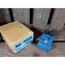 MXR M-103 Blue Box including box