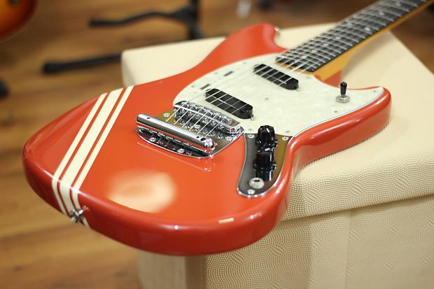 Miraculous Fender Japan Mustang Mg73 Co Fiesta Red Reverb Wiring Digital Resources Nekoutcompassionincorg