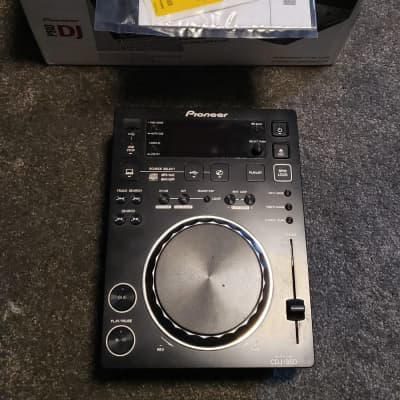 Pioneer CDJ-350 DJ turntable #2. Fully refurbished and tested.
