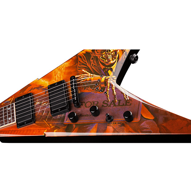 dean dave mustaine vmnt peace sells lefty signature electric reverb. Black Bedroom Furniture Sets. Home Design Ideas