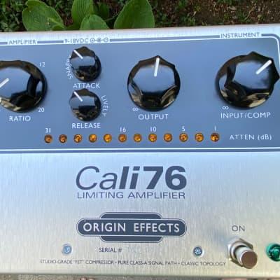 Origin Effects Cali76-TX-L with Lundahl Transformer